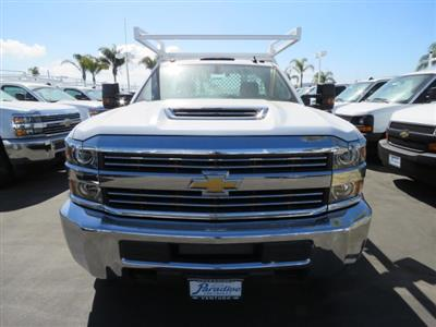2017 Silverado 3500 Regular Cab DRW 4x2,  Harbor Standard Contractor Body #T171511 - photo 6