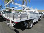 2017 Silverado 3500 Regular Cab DRW 4x2,  Harbor Standard Contractor Body #T171511 - photo 2