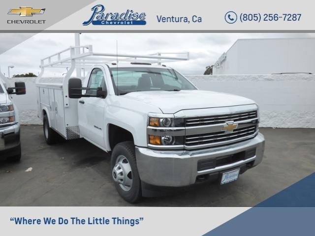 2017 Silverado 3500 Regular Cab DRW 4x2,  Royal Service Body #T171562 - photo 1
