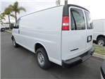 2017 Express 2500 4x2,  Empty Cargo Van #T171569 - photo 1