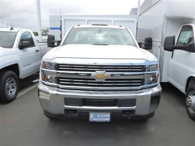 2017 Silverado 3500 Regular Cab DRW 4x2,  Royal Landscape Dump #T171588 - photo 3