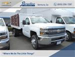 2017 Silverado 3500 Regular Cab DRW 4x2,  Royal Landscape Dump #T171588 - photo 1