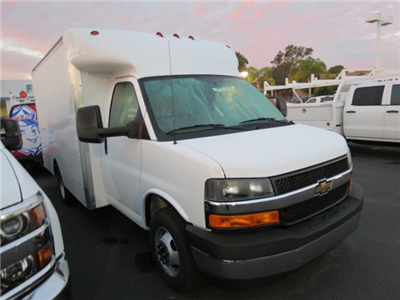 2017 Express 3500 Cutaway Van #T17165 - photo 1