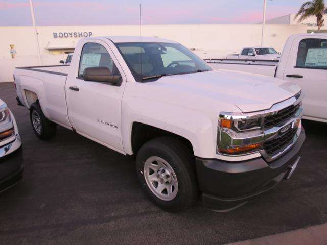 2017 Silverado 1500 Regular Cab Pickup #T17176 - photo 1
