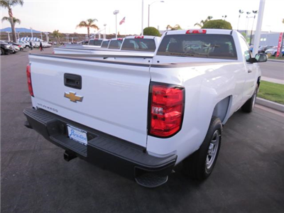 2017 Silverado 1500 Regular Cab Pickup #T17176 - photo 2