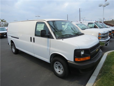 2017 Express 2500 Cargo Van #T17213 - photo 1