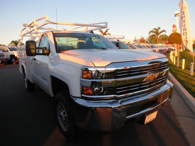2017 Silverado 2500 Regular Cab, Royal Service Bodies Service Body #T17372 - photo 1