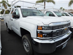 2017 Silverado 2500 Regular Cab, Service Body #T17681 - photo 3