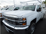 2017 Silverado 2500 Regular Cab, Service Body #T17681 - photo 1