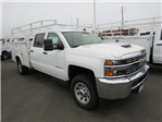 2017 Silverado 3500 Crew Cab, Royal Service Body #T17779 - photo 1