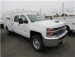 2017 Silverado 3500 Crew Cab, Royal Service Body #T17786 - photo 1