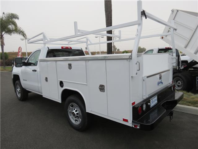 2017 Silverado 2500 Regular Cab, Harbor TradeMaster Service Body #T17957 - photo 3