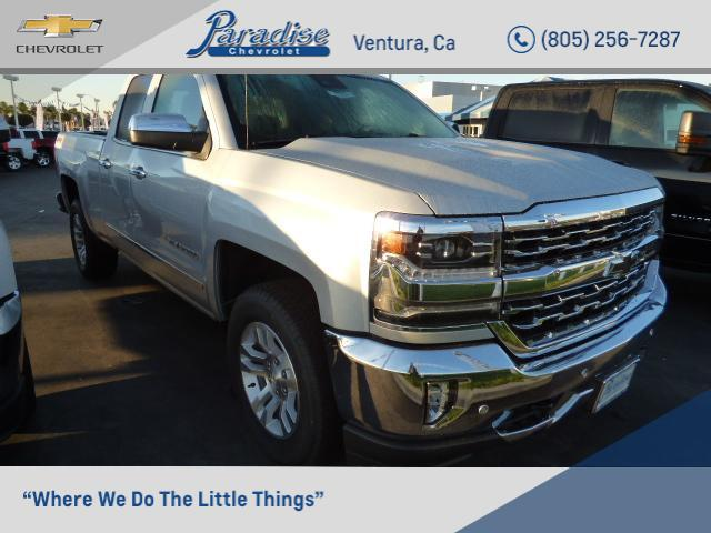 2018 Silverado 1500 Double Cab 4x4, Pickup #T18033 - photo 1