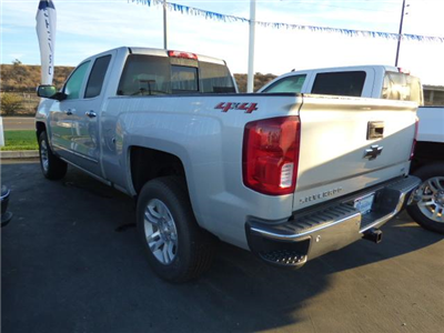 2018 Silverado 1500 Double Cab 4x4, Pickup #T18033 - photo 3