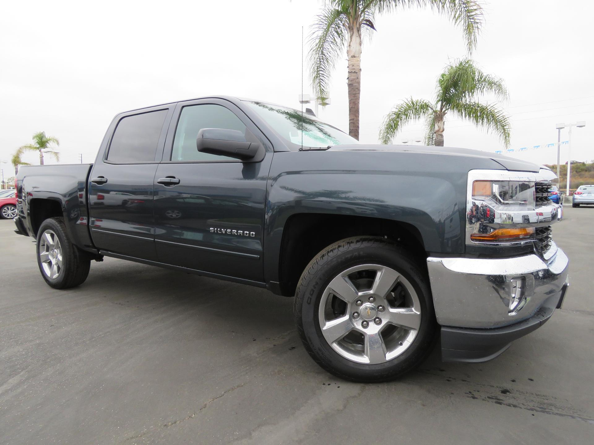2018 Silverado 1500 Crew Cab 4x2,  Pickup #T181014 - photo 1