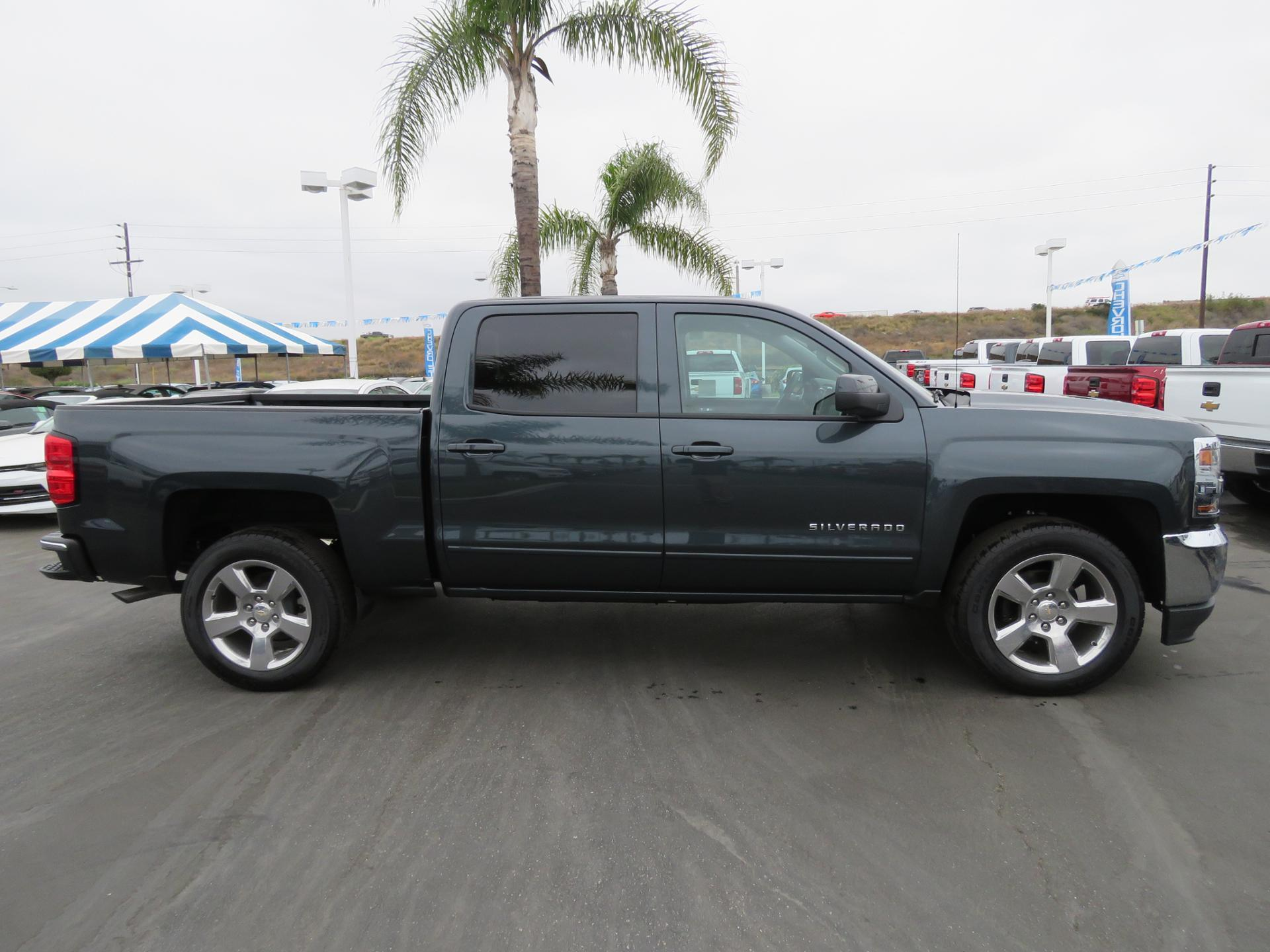 2018 Silverado 1500 Crew Cab 4x2,  Pickup #T181014 - photo 3