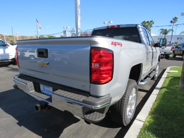 2018 Silverado 2500 Extended Cab 4x4 Pickup #T18114 - photo 4