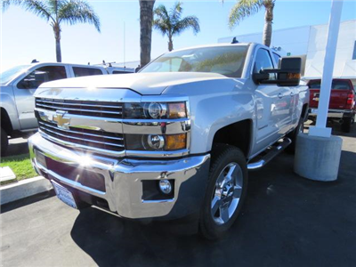 2018 Silverado 2500 Extended Cab 4x4 Pickup #T18114 - photo 1