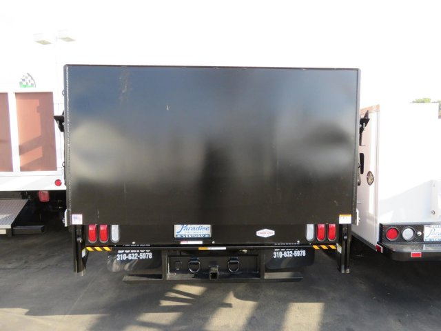 2018 Silverado 3500 Crew Cab DRW 4x2,  Martin's Quality Truck Body Stake Bed #T181146 - photo 3