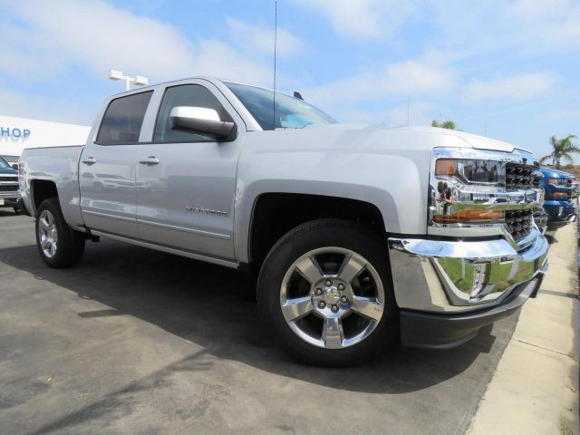 2018 Silverado 1500 Crew Cab 4x2,  Pickup #T181155 - photo 1