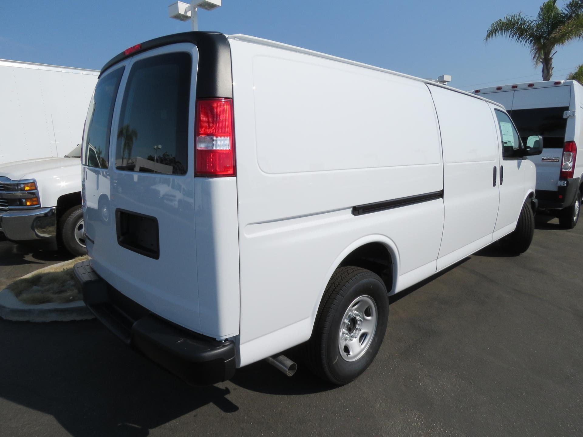 2018 Express 2500 4x2,  Adrian Steel Upfitted Cargo Van #T181212 - photo 3