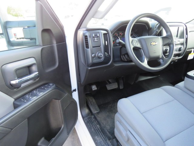 2018 Silverado 2500 Crew Cab 4x2,  Harbor TradeMaster Service Body #T181333 - photo 5