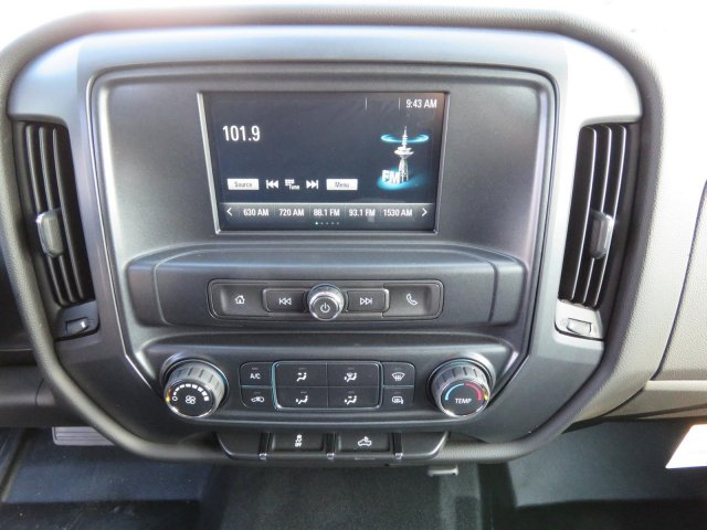 2018 Silverado 2500 Crew Cab 4x2,  Harbor TradeMaster Service Body #T181333 - photo 6