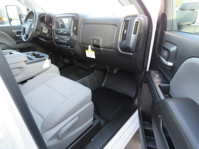 2018 Silverado 2500 Crew Cab 4x2,  Harbor TradeMaster Service Body #T181333 - photo 8
