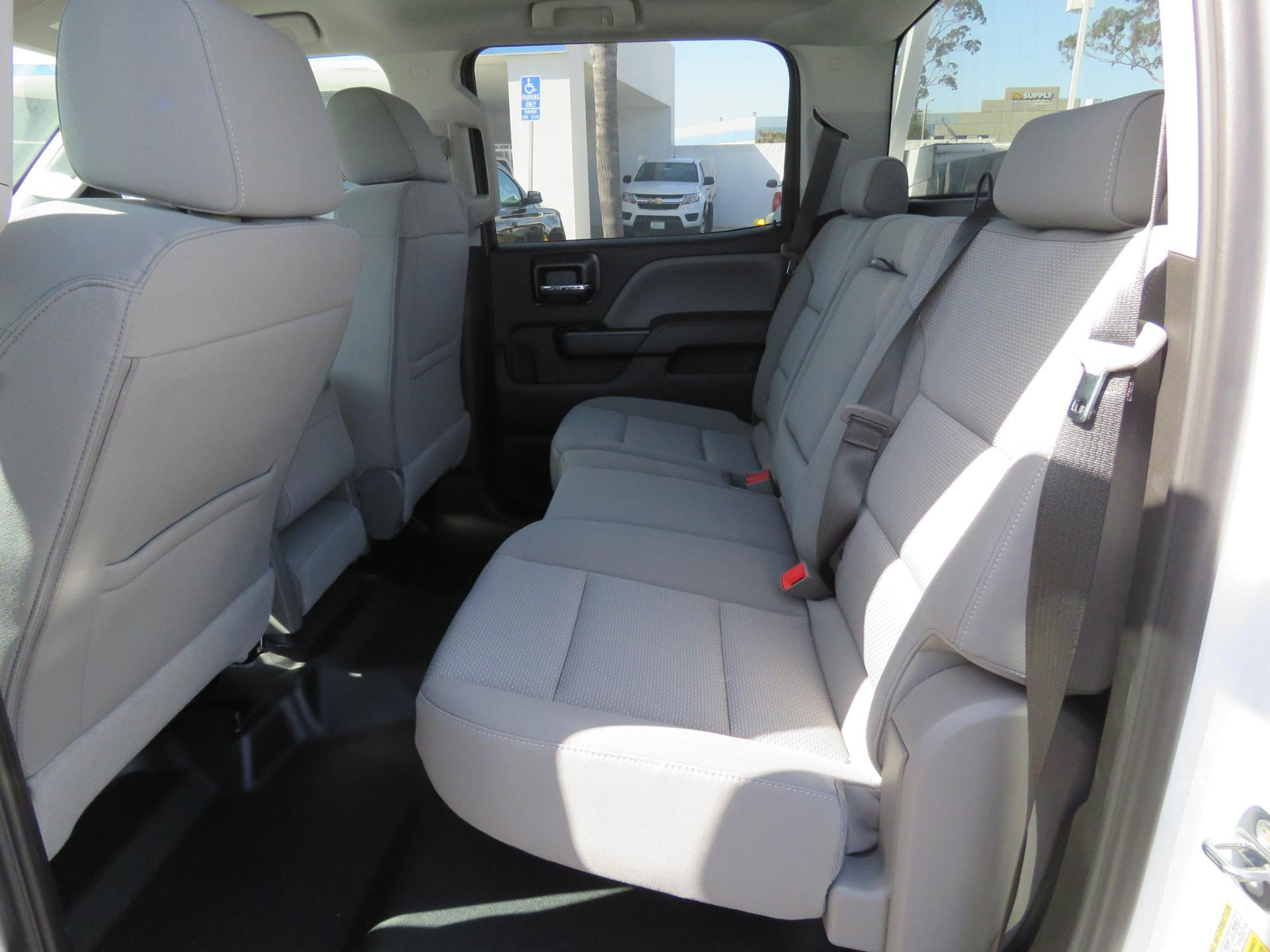 2018 Silverado 2500 Crew Cab 4x2,  Royal Service Body #T18782 - photo 6