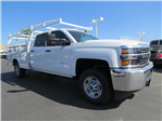 2018 Silverado 2500 Crew Cab 4x2,  Royal Service Body #T18782 - photo 1