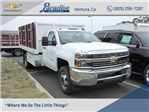 2018 Silverado 3500 Regular Cab DRW 4x2,  Royal Landscape Dump #T18917 - photo 1