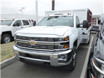 2018 Silverado 3500 Regular Cab DRW 4x2,  Royal Landscape Dump #T18917 - photo 3