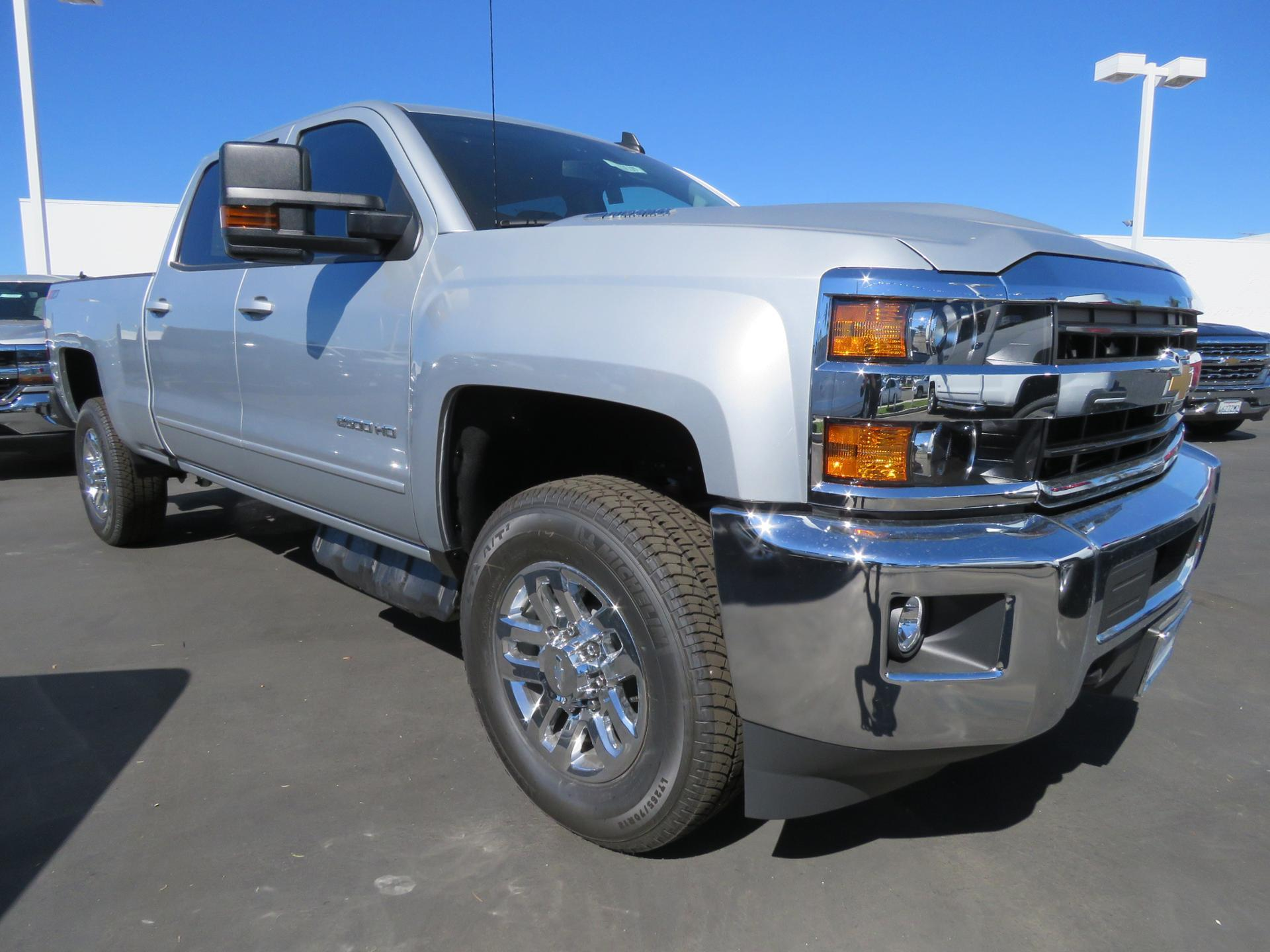 2019 Silverado 2500 Crew Cab 4x4,  Pickup #T19105 - photo 1