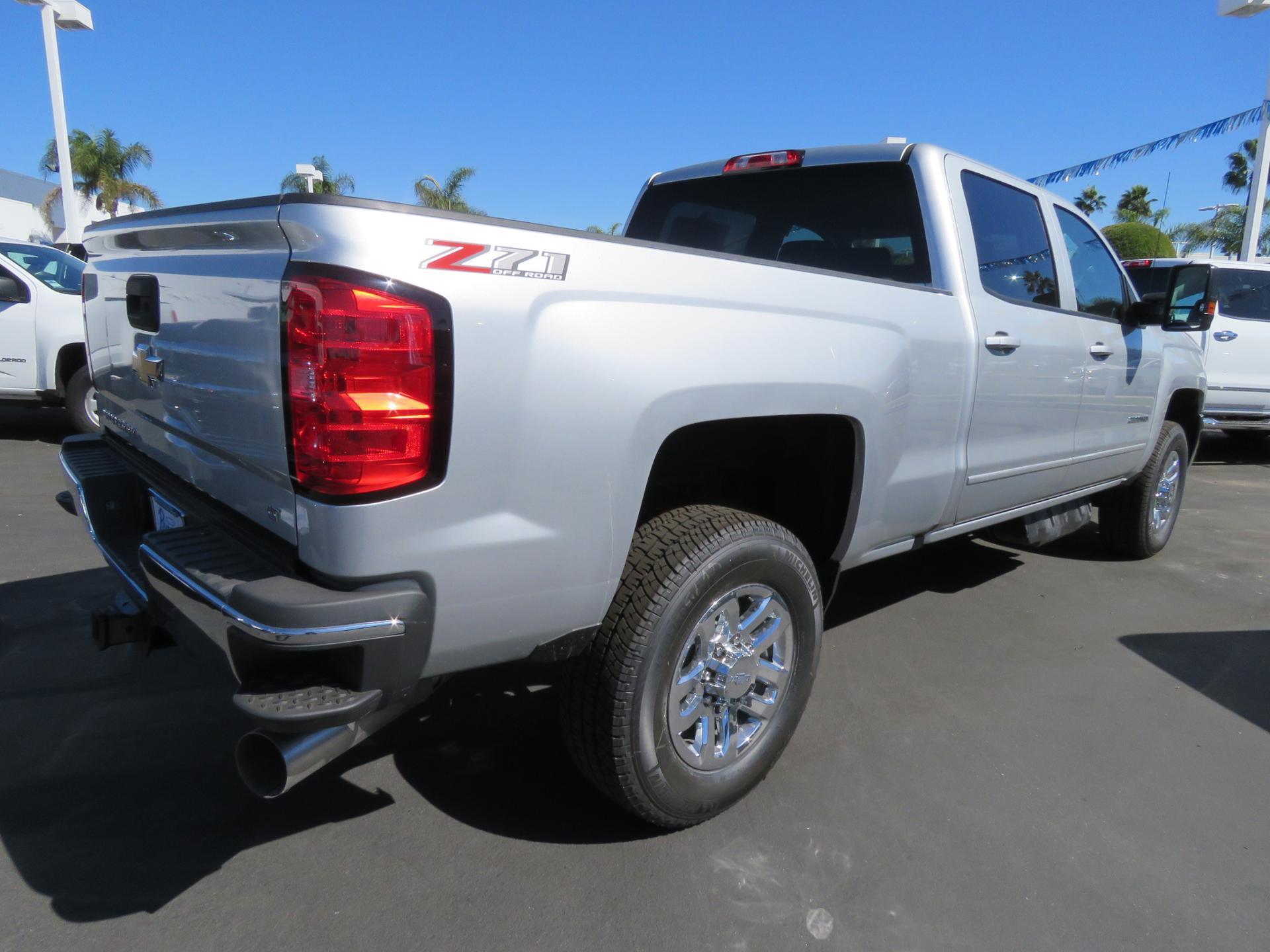 2019 Silverado 2500 Crew Cab 4x4,  Pickup #T19105 - photo 2