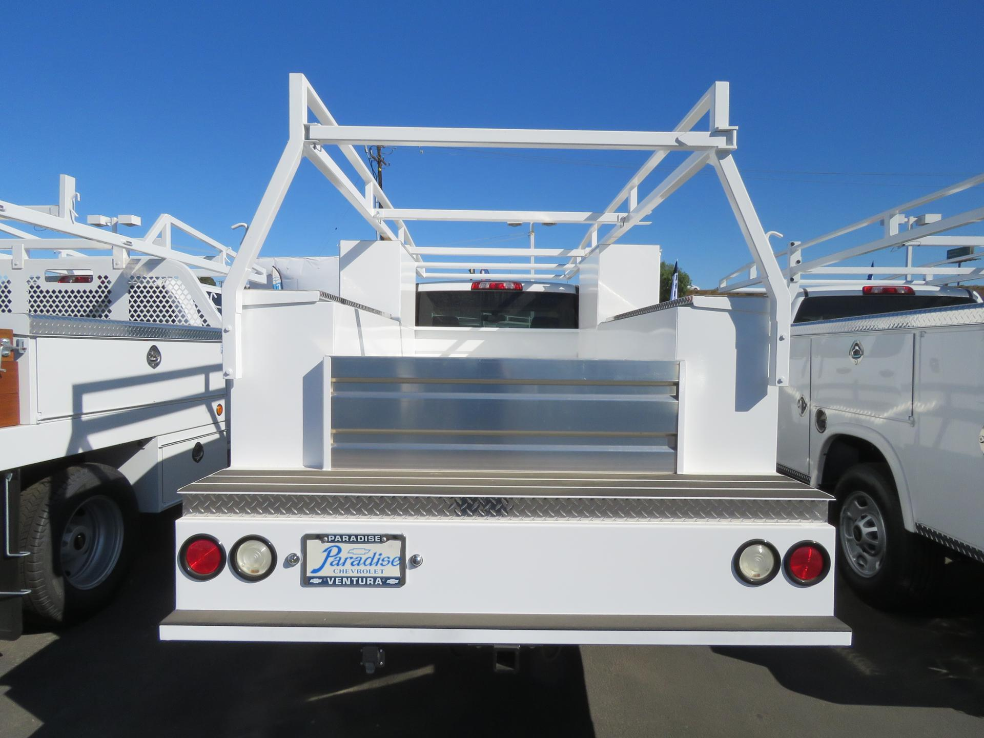 2019 Silverado 2500 Double Cab 4x2, Welder Body #T19739 - photo 3