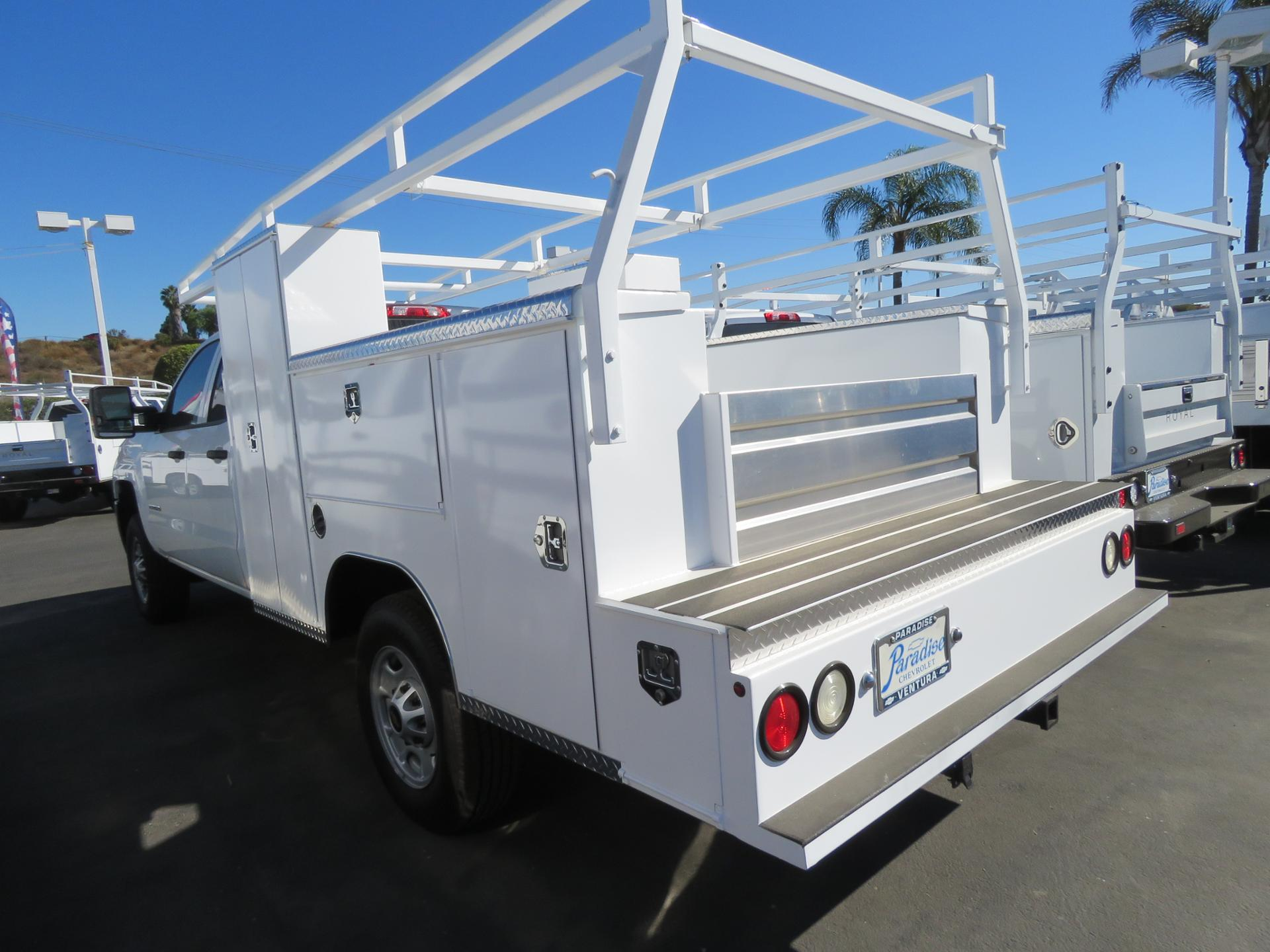 2019 Silverado 2500 Double Cab 4x2, Welder Body #T19739 - photo 4