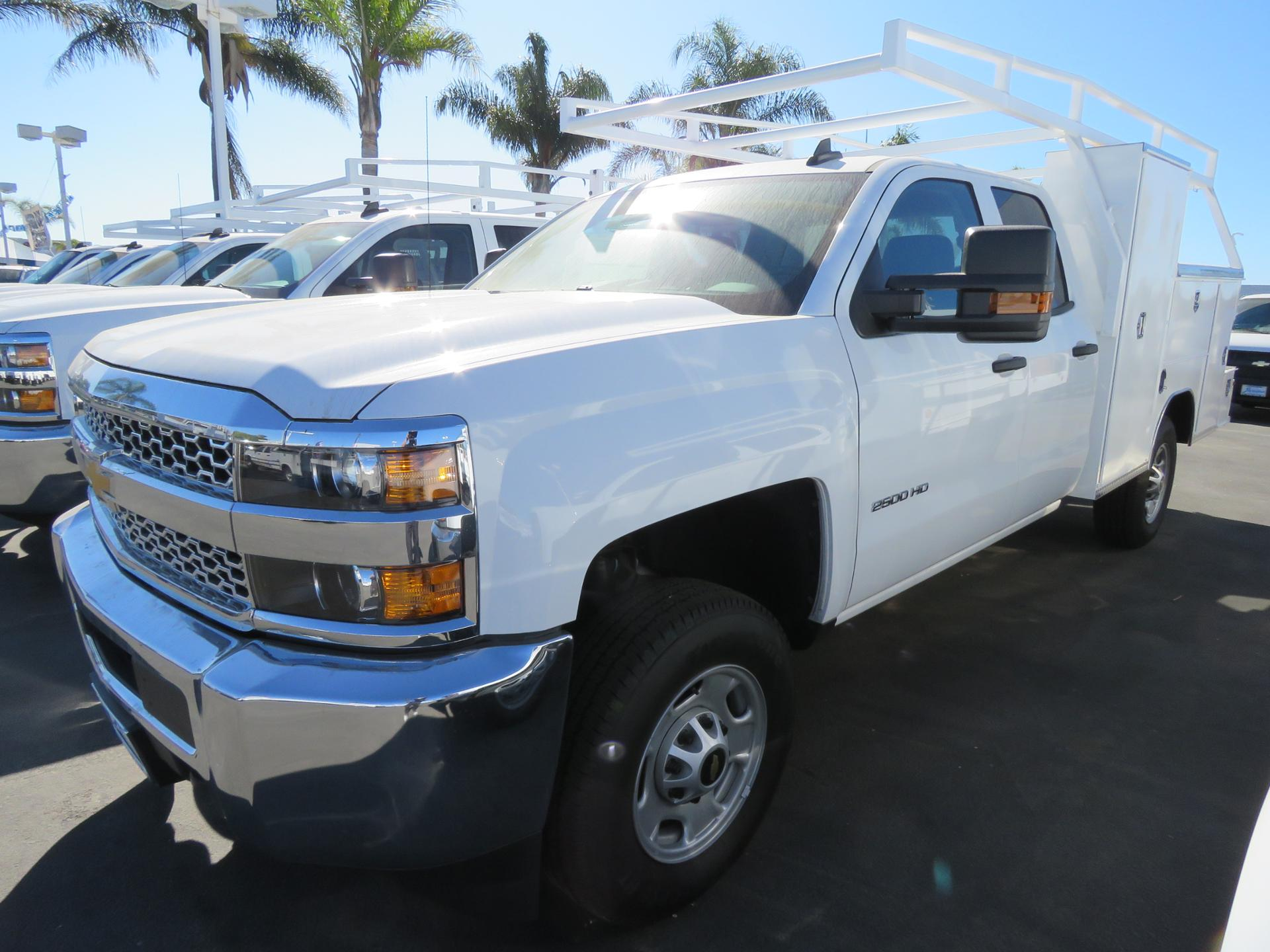 2019 Silverado 2500 Double Cab 4x2, Welder Body #T19739 - photo 5