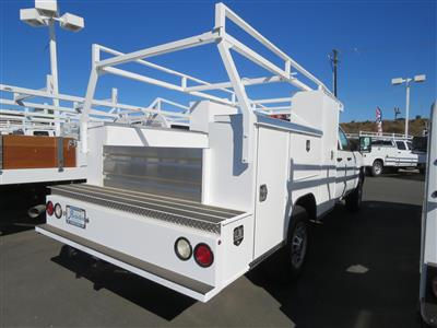 2019 Silverado 2500 Double Cab 4x2, Welder Body #T19739 - photo 2