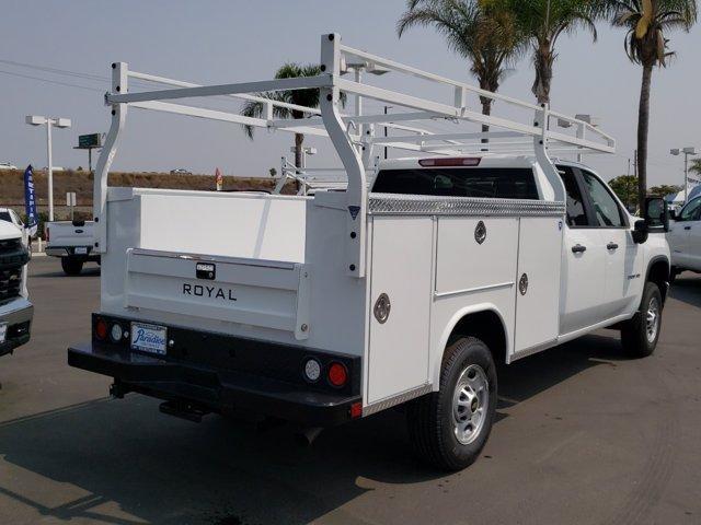 2020 Chevrolet Silverado 2500 Double Cab RWD, Royal Service Body #T201246 - photo 1