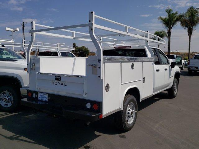 2020 Chevrolet Express 2500 RWD, Service Body #T201271 - photo 1