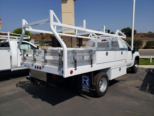 2020 Chevrolet Silverado 3500 Regular Cab DRW RWD, Royal Contractor Body #T201318 - photo 1