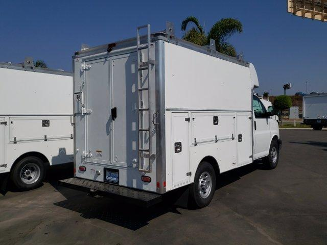 2020 Chevrolet Express 3500 4x2, Supreme Service Utility Van #T201384 - photo 1