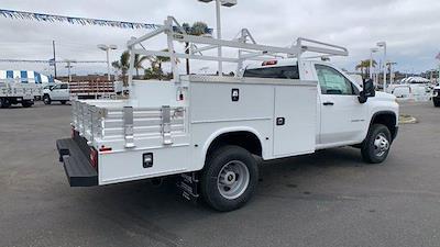 2020 Silverado 3500 Regular Cab DRW 4x4,  Knapheide Combo Body #T201602 - photo 2