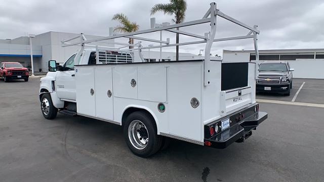 2021 Chevrolet Silverado 5500 Regular Cab DRW 4x2, Royal Truck Body Service Body #T211009 - photo 1