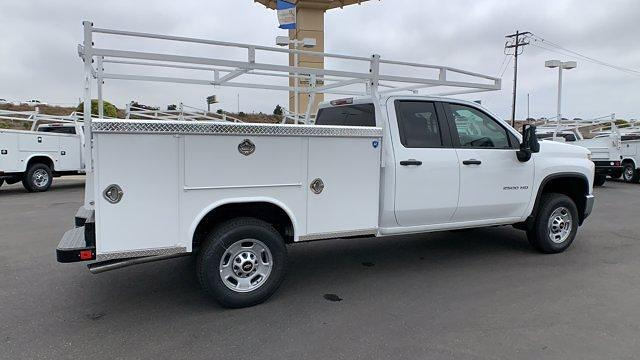 2021 Chevrolet Silverado 2500 Double Cab 4x2, Royal Truck Body Service Body #T211076 - photo 1