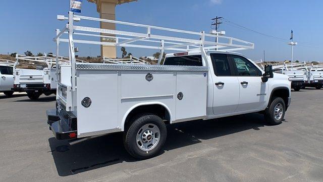 2021 Chevrolet Silverado 2500 Double Cab 4x2, Royal Truck Body Service Body #T211159 - photo 1