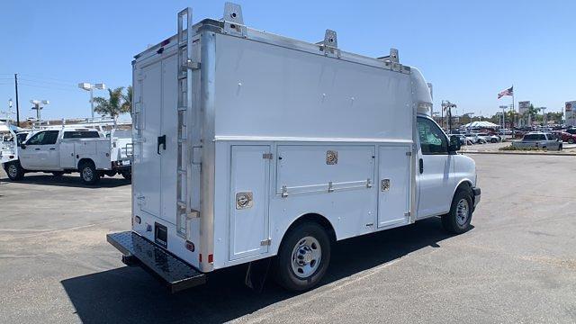 2021 Chevrolet Express 3500 4x2, Supreme Service Utility Van #T211362 - photo 1