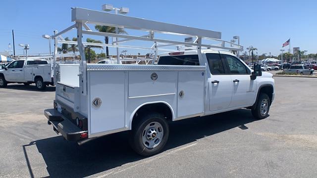 2021 Chevrolet Silverado 2500 Double Cab 4x2, Royal Truck Body Service Body #T211379 - photo 1