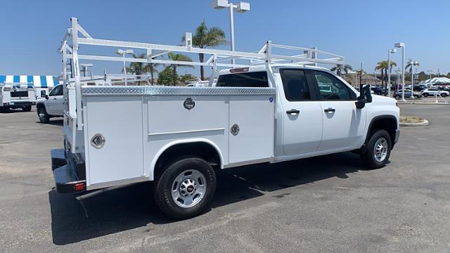 2021 Chevrolet Silverado 2500 Double Cab 4x2, Royal Truck Body Service Body #T211396 - photo 1