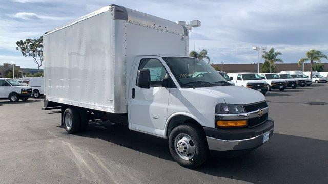 2021 Chevrolet Express 3500 4x2, Supreme Dry Freight #T21274 - photo 1